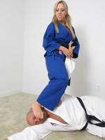 Woman Karate Domination 039