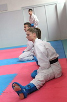 Woman Karate Domination 046