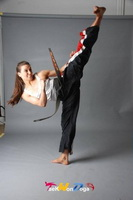 Sexy Women in Martial Arts 07
