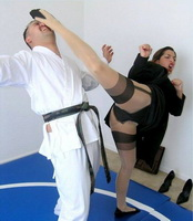 Woman Martial Domination 047