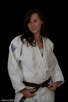 Woman karate domination over male 056