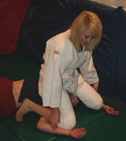 Hot Karate Ladies 17