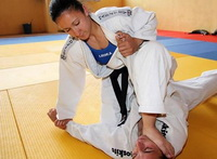 Hot Karate Ladies 31