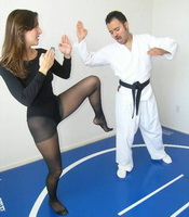 SEXY KARATE GIRLS 006