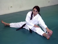 sexy karate girls 240b 14