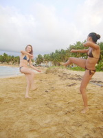 sexy karate girls 238 14