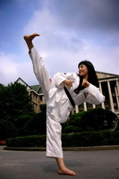 sexy karate girls 240a 14