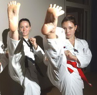 sexy karate girls 240a 19
