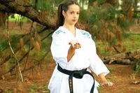 Sexy Karate Girls 70916 38