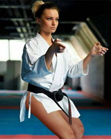 05 - Gorgeous Karate Women 08