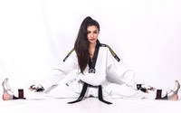 Sexy women in martial arts 21