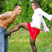 Woman Self defense 2