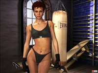 Boxing Girls Serie1 129